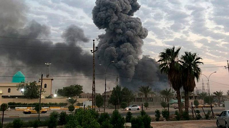 伊拉克发生系列军火库爆炸,以媒称或为以色列遏制伊朗新举措