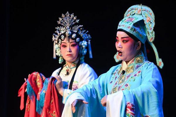 江苏昆山:汇中国百戏 展戏曲新颜