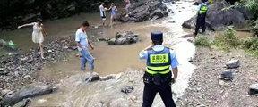 游客任性犯险获救后拒付救援费