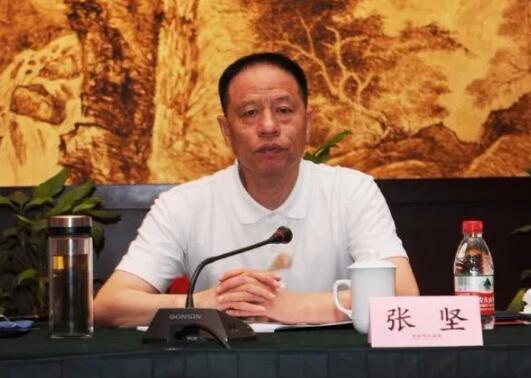 安徽省高级人民法院原院长张坚被查