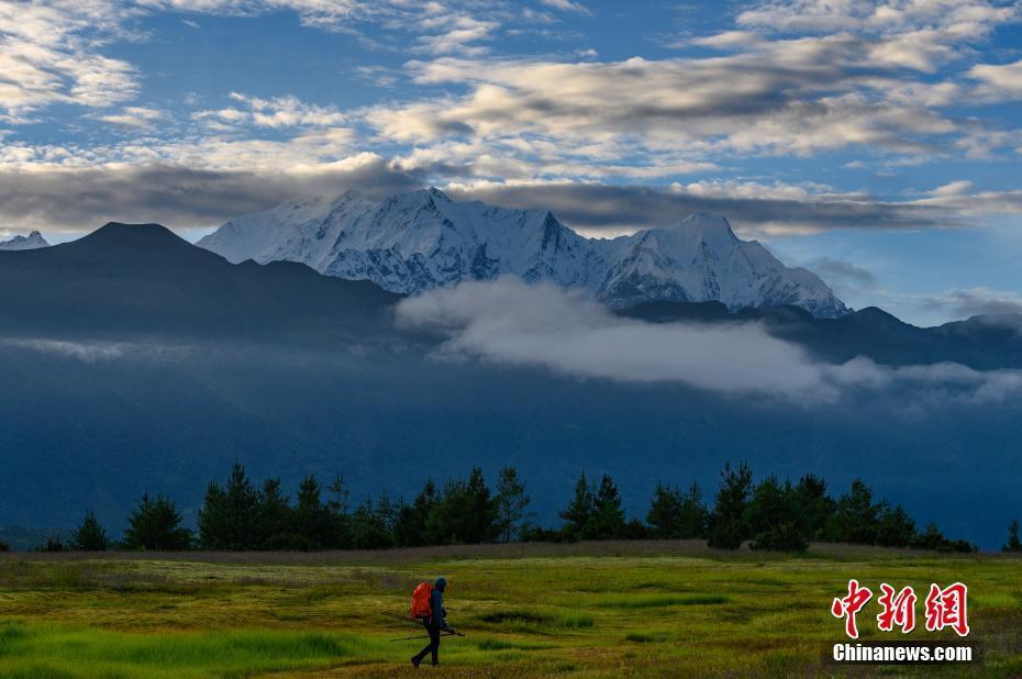 探访西藏吉隆
