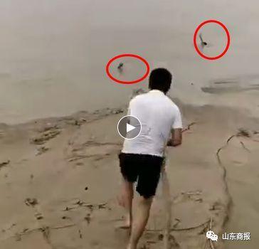 济南三个孩子黄河溺水!不会游泳的他下河救人……太惊险揪心!
