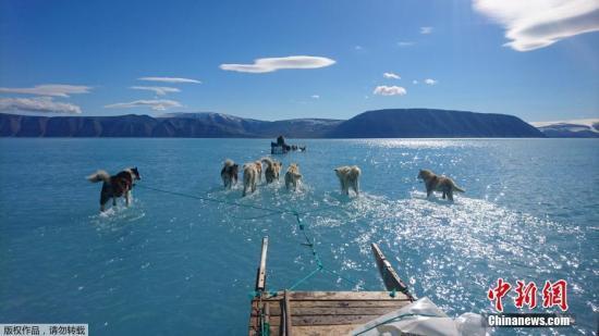 海洋如何影响融冰?NASA在格陵兰放探测器找答案