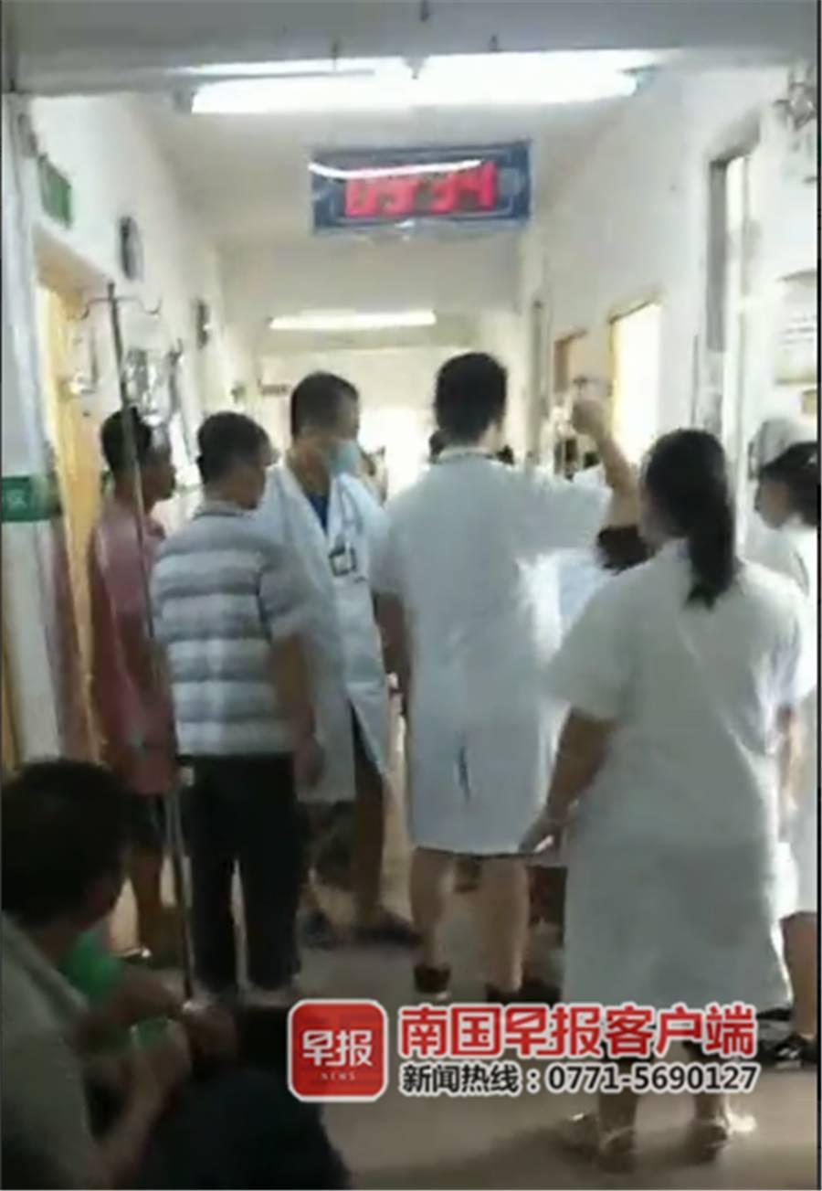 广西梧州:160多人新居宴后身体不适,疑似细菌性食物中毒