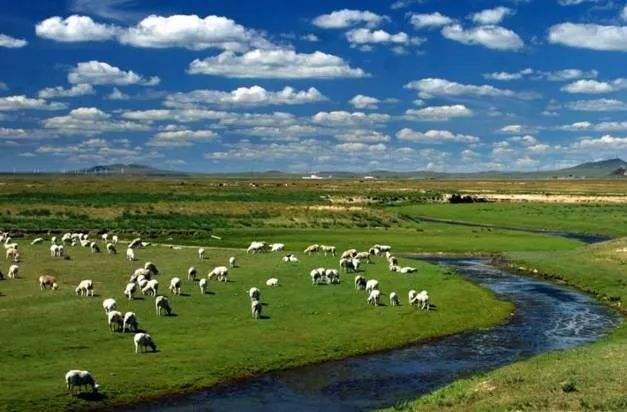 内蒙古草原错峰旅游受欢迎