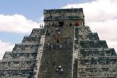 文旅视界:神秘墨西哥金字塔 古玛雅城市遗址