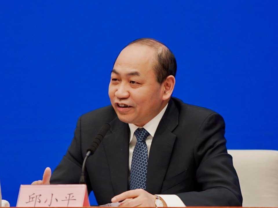 全国工商联副主席:邱小平