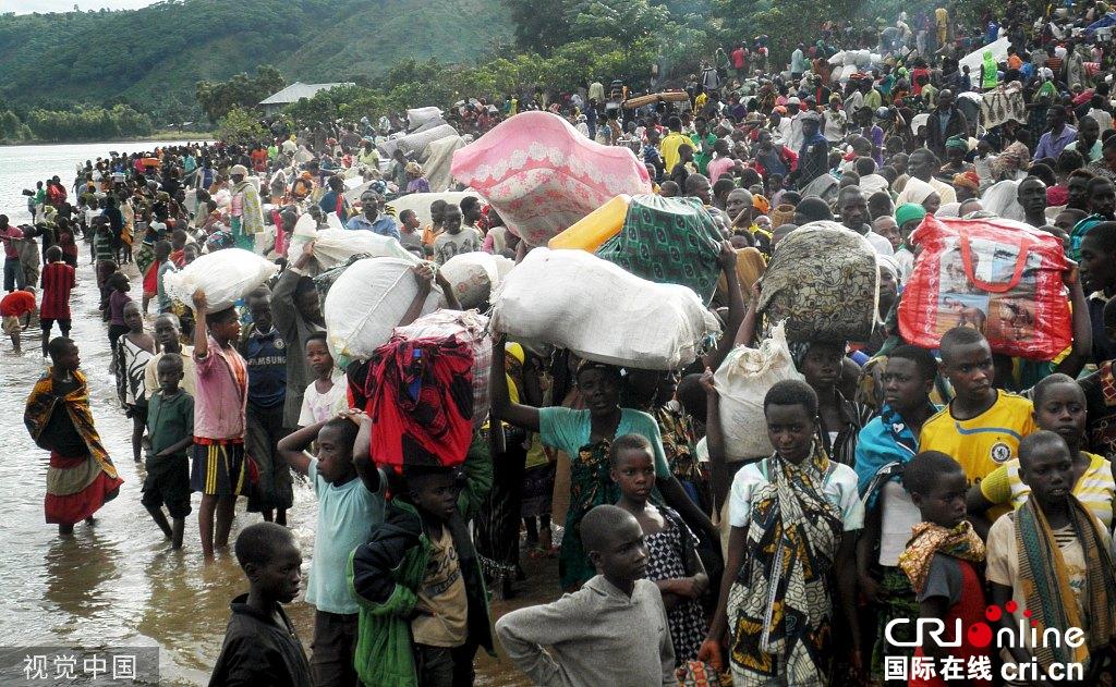 10月起20万布隆迪难民或将被遣返回国