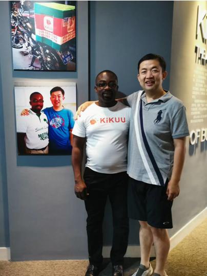 中国创业者闯非洲:eWTP为我们带来了一大群伙伴