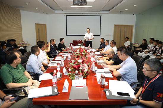 棒球未来发展研讨会在京举行 北京棒协与中联智谷达成全面合作