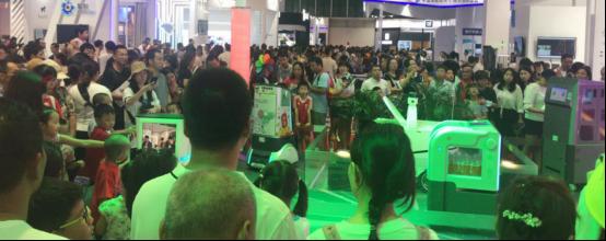 <b>优地科技惊艳亮相2019世界机器人大会,营造服务机器人新生态</b>