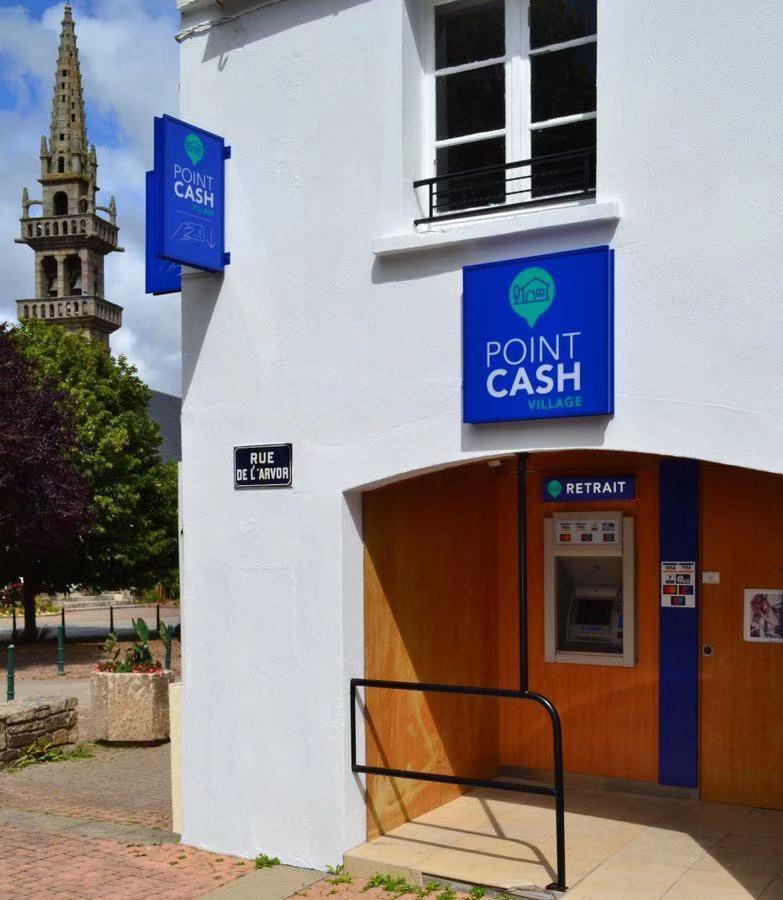 法国启用首台不隶属于银行的自动柜员机
