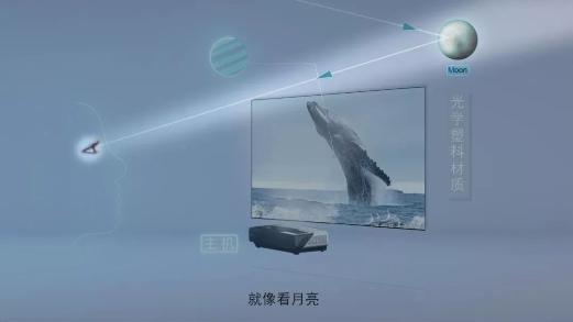 看电视比纸质阅读更舒适!海信激光护眼电视你用了吗
