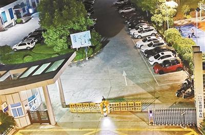 浙江乐清交警大队对外共享车位获赞 还做了这些事