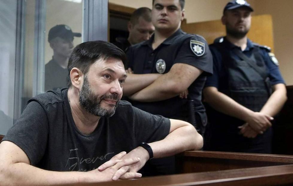 乌克兰方释放被扣押的俄记者:涉嫌叛国 需上交护照