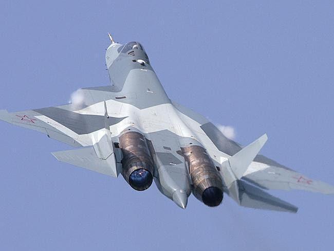 曝土耳其或采购俄制苏-57战机 曾欲购美国F-35遭拒