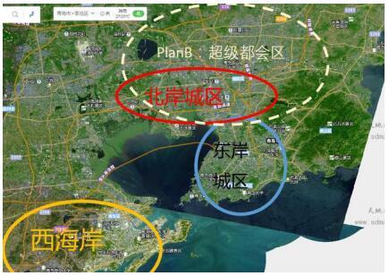 青岛万科迎改革开放新格局——南深圳、北青岛