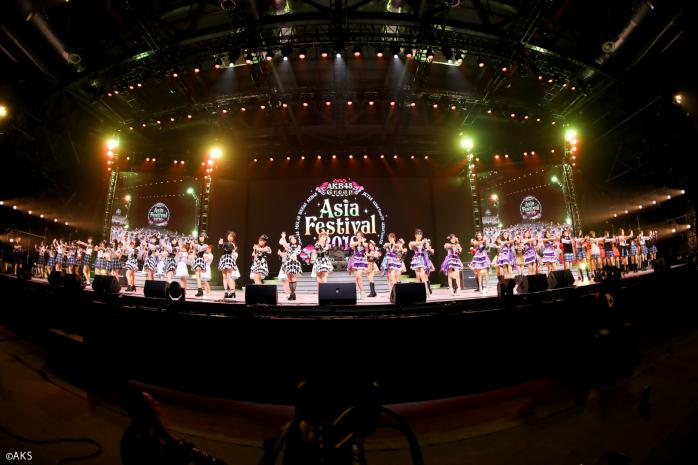 "<b>AKB48 Group亚洲盛典 促""一带一路""文化新发展</b>"
