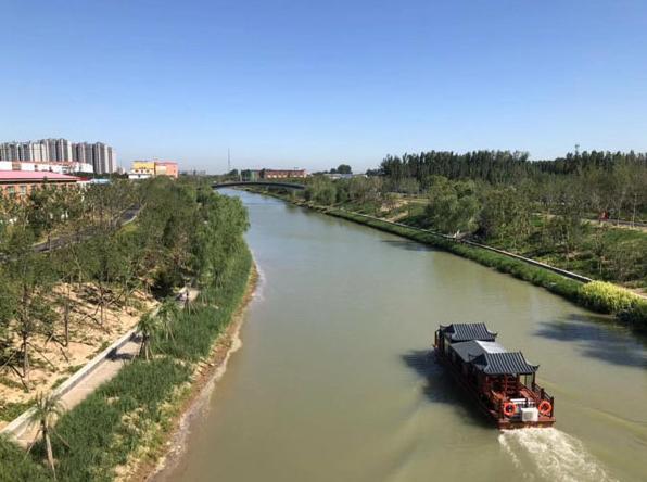 河北霸州旅发大会开幕 打造京南水乡文化旅游名城