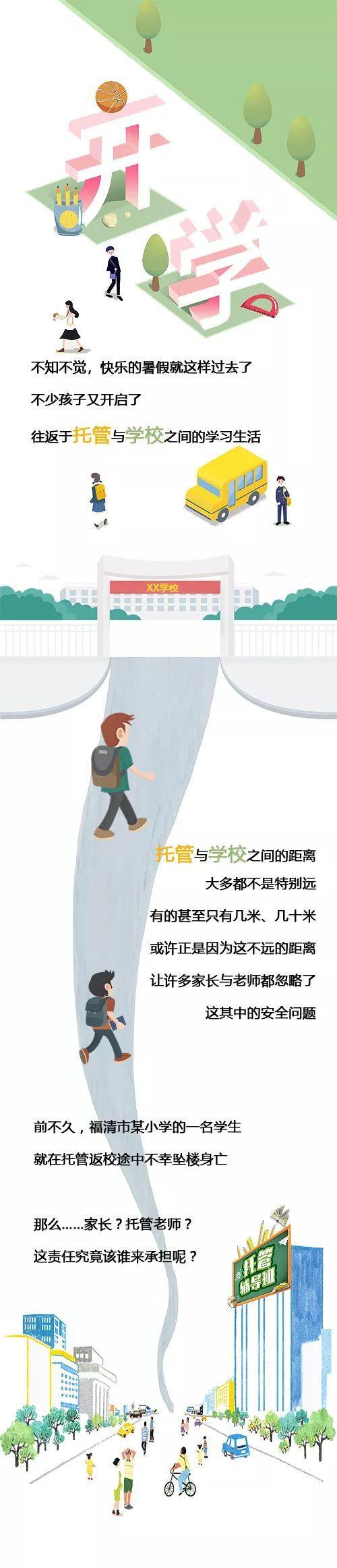 托管学生返校途中坠楼身亡,责任谁来担?