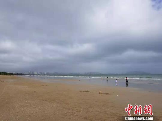"""""""杨柳""""将登陆越南 海南继续发布台风三级预警和暴雨四级预警"""