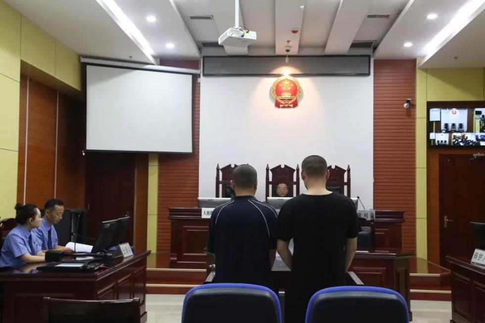 兰临高速致15死46伤案公开宣判:2人均获刑7年