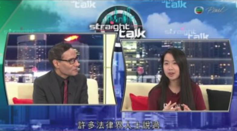 实锤!香港年轻人暴力示威背后 有专业顾问在煽动
