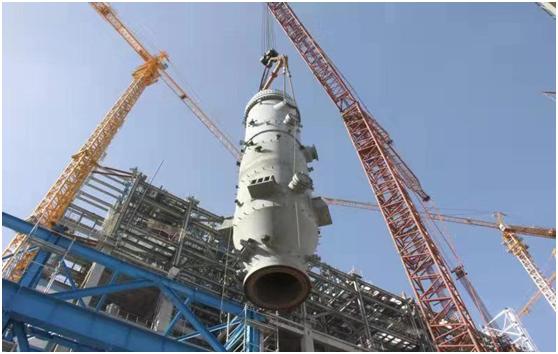 核心技术国产化:走进世界单体规模最大煤制油项目