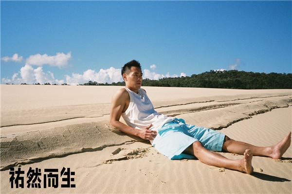 杨佑宁生日发大片 海洋之子推行环保概念