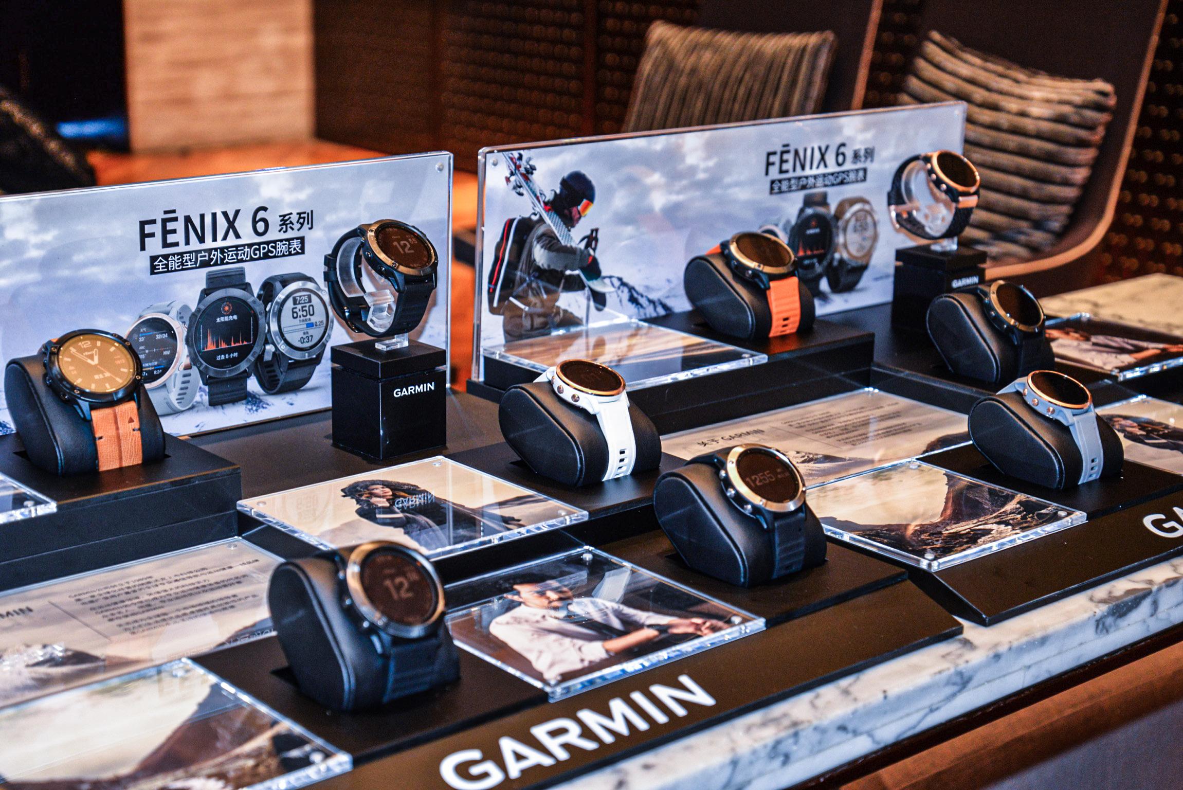 户外之选, fēnix 6 系列腕表正式发布