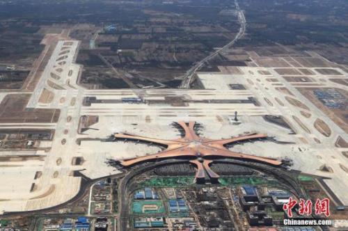 北京大興機場配套道路及綜合管廊工程一標段通過驗收