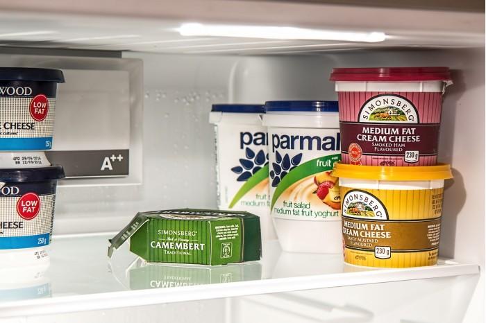 冰箱里食物浪费严重:原因竟是因标签标记不清