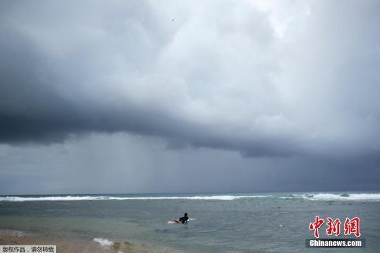 """飓风""""多里安""""预计以四级强度接近美国东南沿海"""