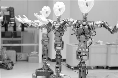 智能柔性关节 机器人腾挪跳跃的秘诀