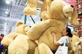 美国超市巨头Costco登陆上海人气爆棚