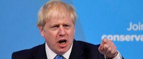 英民众抗议延长议会休会 约翰逊回应