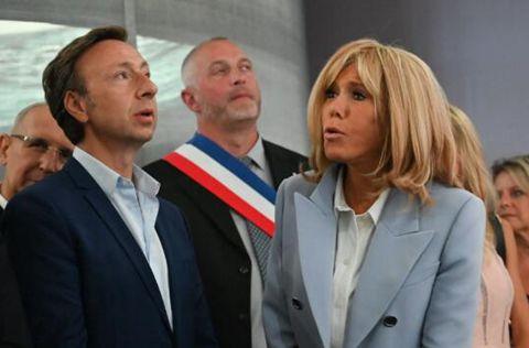 遭巴西总统不礼貌讽刺,法国第一夫人回应