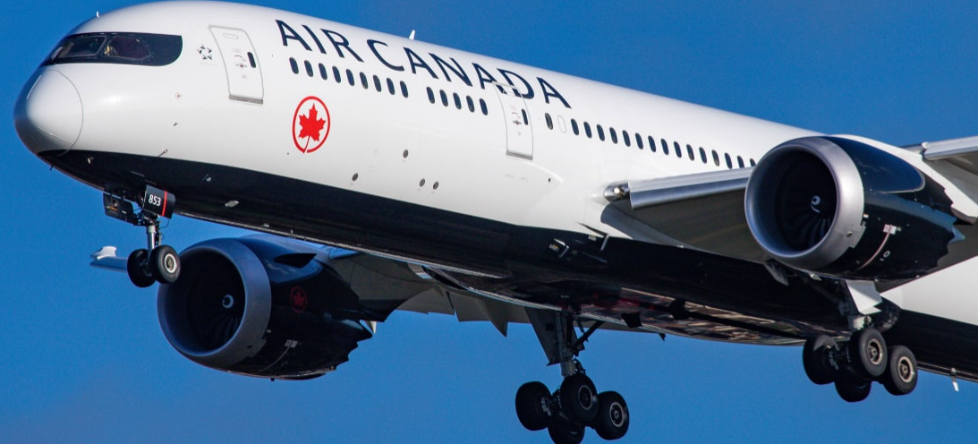 一个法语单词疏漏 加拿大航空赔偿1.5万美元