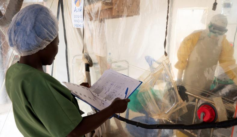 乌干达边境新发现的埃博拉病毒感染者已确认死亡