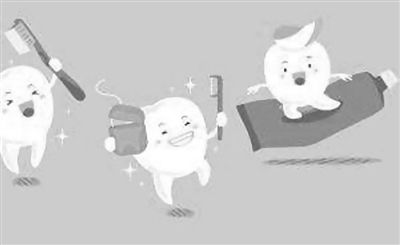 宝宝的刷牙装备 你选对了吗?