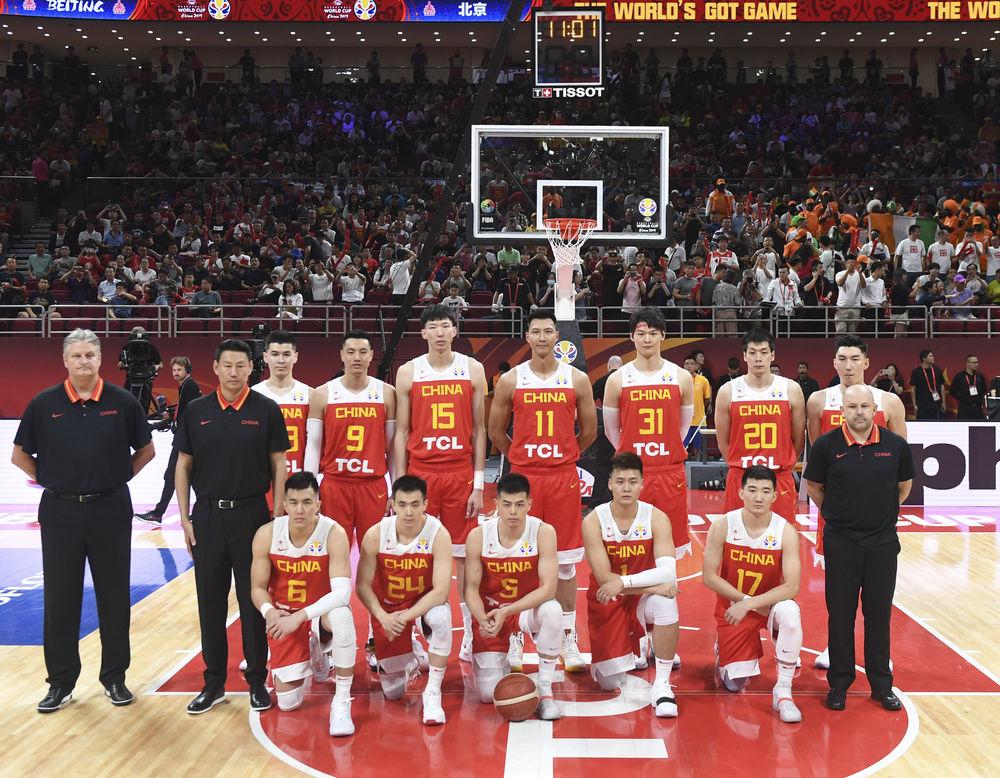 开门红!世界杯首战中国男篮70-55胜科特迪瓦