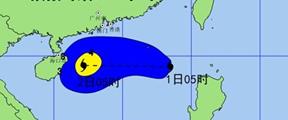 南海将出现2.5到4米大浪到巨浪