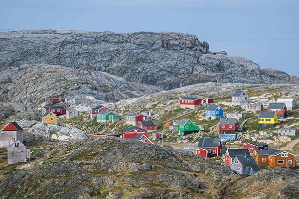 特朗普购买格陵兰余波未平?岛上议员呼吁借机搞独立外交