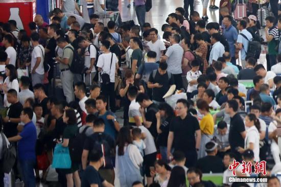 廣鐵暑運運客首破億人次 高鐵占七成