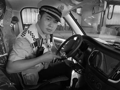 南京高速一交警曾收费站施计 拿下三名杀人嫌犯