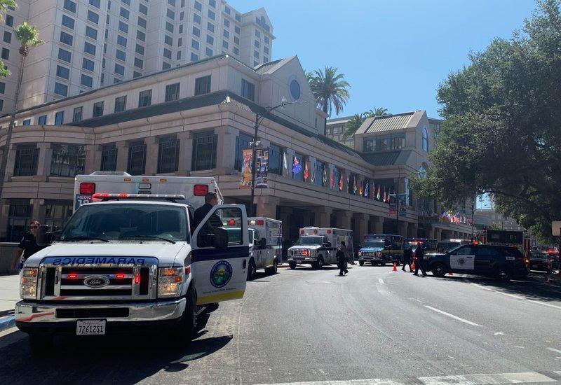 美国加州一酒店有害物泄漏 1人死亡8人身体不适