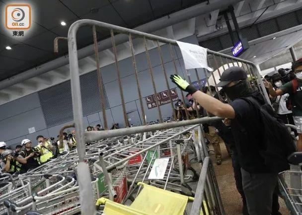 最新!香港机管局:机场航班升降大致正常,少量航班取消及部分延误