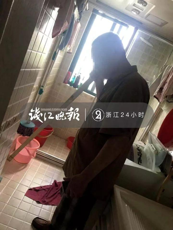 """楼下半夜发出诡异""""咚咚""""声?杭州大伯每天找证据,邻居小夫妻快崩溃了"""