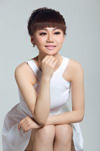 成都电视台《中国爱大歌会》在成都市锦江区采访