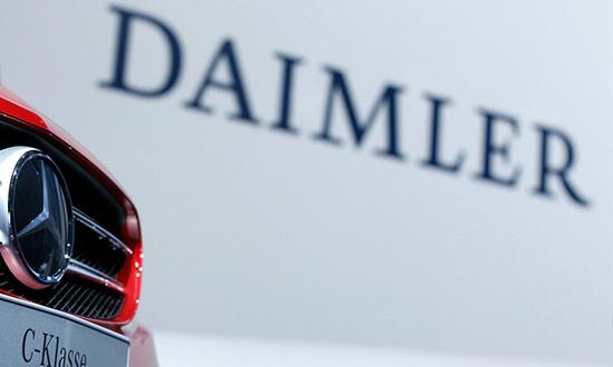 戴姆勒架构重组11月1日启动 为十年来最大规模